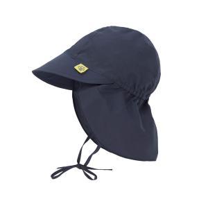 Lassig - 1433006433-12 - Casquette protège nuque bleu marine (406378)