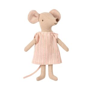 Maileg - 16-9732-01 - Big sister mouse in box (406512)
