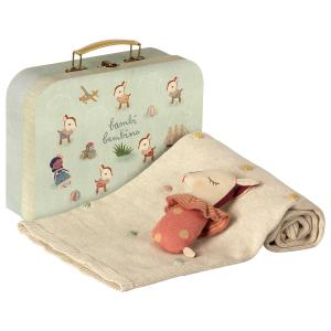 Maileg - 19-9320-00 - Baby gift set - Rose (406612)