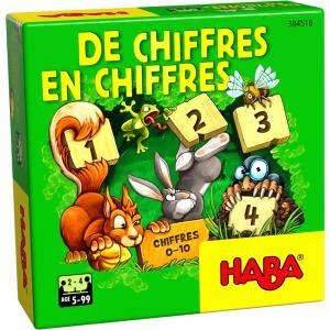 Haba - 304518 - De chiffres en chiffres (407204)