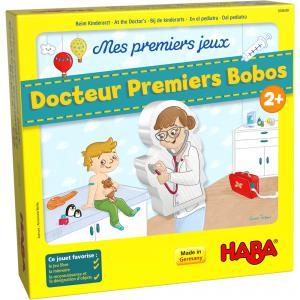 Haba - 304649 - Mes premiers jeux – Docteur Premiers Bobos (407314)