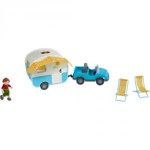 Haba - 304740 - Little Friends – Vacances en caravane (407436)