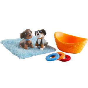 Haba - 304751 - Little Friends – Bébés chiens (407458)
