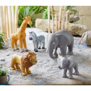 Haba - 304756 - Little Friends – Éléphanteau (407468)