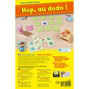 Haba - 304762 - Mes premiers jeux – Hop, au dodo ! (407474)