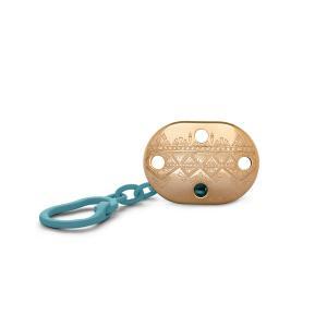 Suavinex - 304254 - Attache sucette ethnic - turquoise (408052)