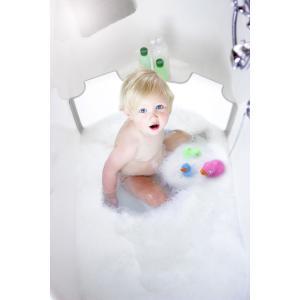 Suavinex - BABYDAMG - Babydam réducteur de baignoire blanc/gris (408240)