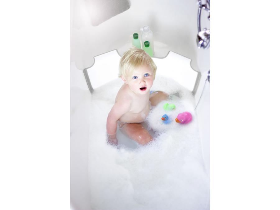 Suavinex Babydam Reducteur De Baignoire Blanc Gris