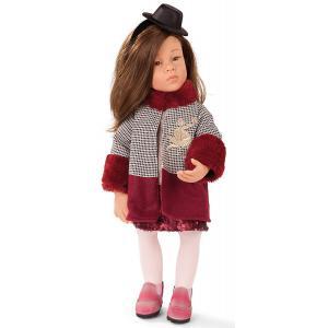Gotz - 1966757 - Emilia, cheveux châtains, yeux gris pierre (408360)
