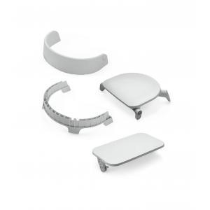 Stokke - 460003 - STEPS™ Siège de chaise gris (408628)