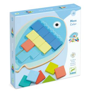 Djeco - DJ01665 - Premiers apprentissages -  Mosa Color (408720)