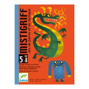 Djeco - DJ05142 - Jeux de cartes -  Mistigriff (408740)