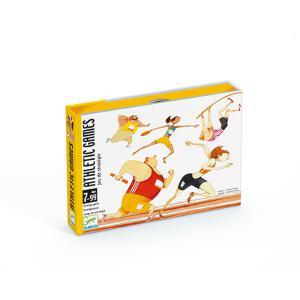 Djeco - DJ05172 - Jeux de cartes -  Athletic games (408746)