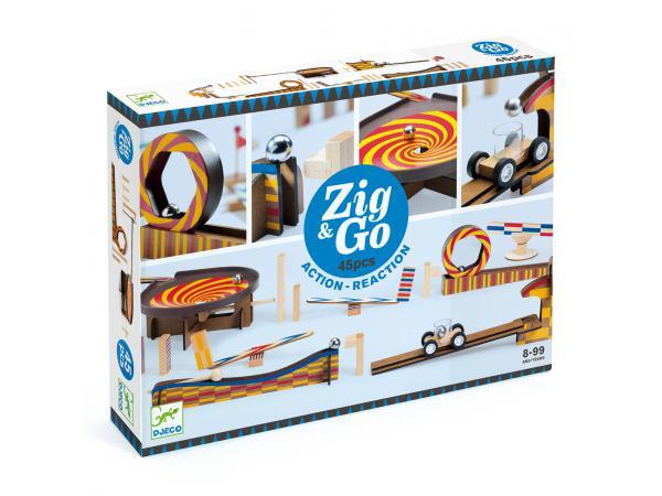 Zig et go - zig et go - 5643 - 45 pièces