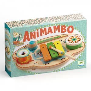 Djeco - DJ06027 - Animambo Carnaval musical (408766)