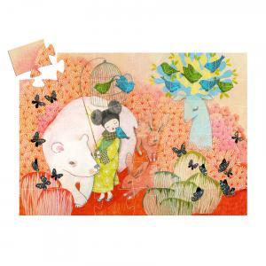 Djeco - DJ07236 - Puzzles silhouettes -  Kokeishi - 36 pièces (408838)