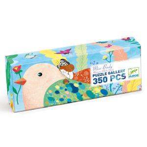 Djeco - DJ07616 - Puzzles Gallery -  Miss Birdy - 350 pièces (408850)
