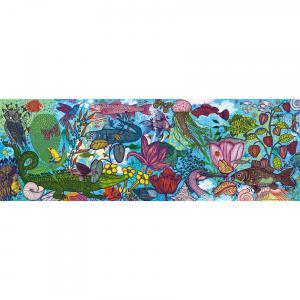 Djeco - DJ07646 - Puzzles Gallery -  Land and Sea - 1000 pièces (408852)