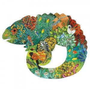 Djeco - DJ07655 - Puzz'Art Chameleon - 150 pièces (408854)