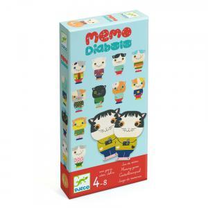 Djeco - DJ08457 - Jeu Memo Diabolo (408866)