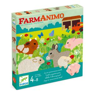Djeco - DJ08483 - Jeux -  FarmAnimo (408868)