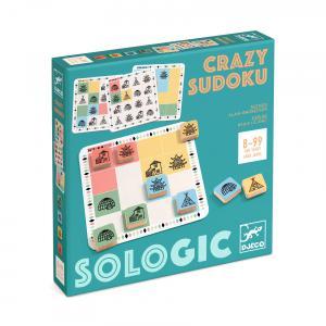 Djeco - DJ08488 - Jeux -  Crazy sudoku (408870)