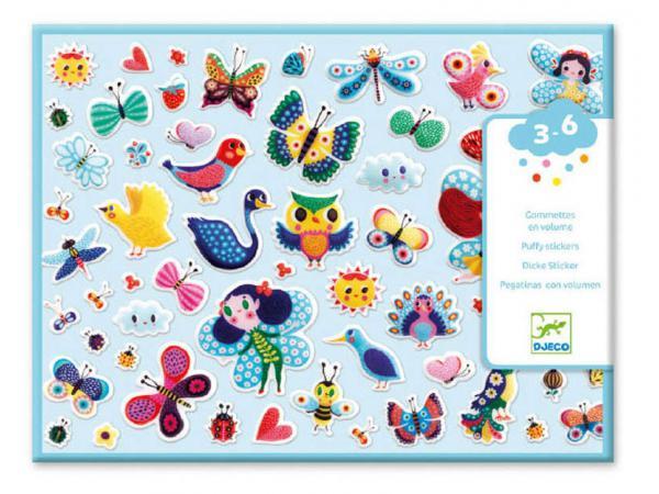 Stickers des petits - petites ailes