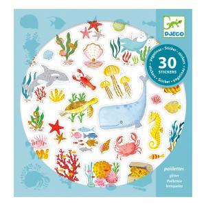 Djeco - DJ09261 - Stickers - Aqua dream (408986)
