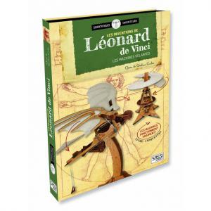 Sassi - 609726 - Les inventions de Léonard (409528)