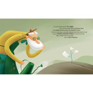 Sassi - 603786 - Livre album illustré : Le Jardinier des Rêves (409562)