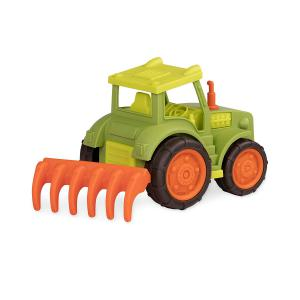 Wonder Wheels - VE1019Z - Tracteur et herse (410072)