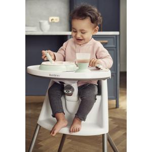 Babybjorn - 067221 - Chaise Haute, Blanc / Gris (410242)