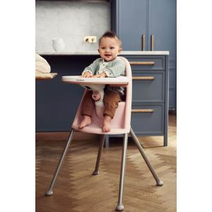 Babybjorn - 067255 - Chaise Haute, Rose / Gris (410244)