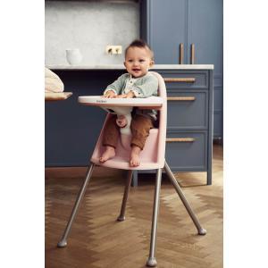 Babybjorn - 067255 - Transat Balance Soft, Jaune Gris, Coton Jersey (410244)