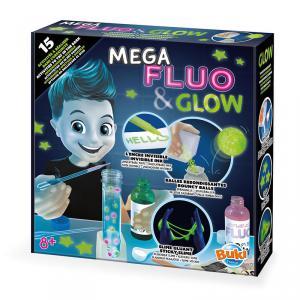 Buki - 2162 - Mega Fluo et Glow (410330)