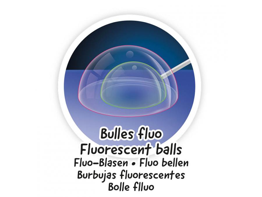Buki Mega Fluo /& Glow 2162
