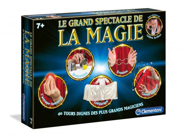Jeux de magie le grand spectacle