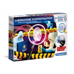 Clementoni - 52399 - Laboratoire d'investigation (410922)