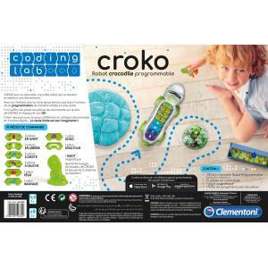 Clementoni - 52384 - Croko - Robot crocodile programmable (410986)