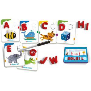 Clementoni - 52406 - Mon premier alphabet - 4 à 6 ans (410998)