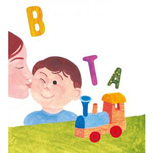 Clementoni - 52366 - Mon alphabet à moi - 3 ans et + (A1x1) (411010)