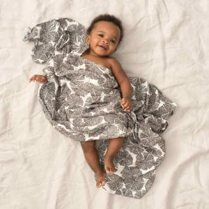 Aden and Anais - 8977G - silky soft maxi-lange in motion (411556)