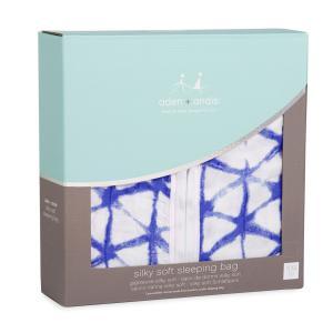 Aden and Anais - 28516G - gigoteuse silky soft indigo 6-18 mois (411784)