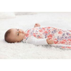 Aden and Anais - 28522G - gigoteuse silky soft - watercolour garden 6-18 mois (411796)