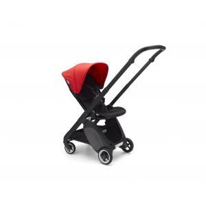 Bugaboo - BU269 - Poussette Ant Bugaboo rouge néon 4 accessoires offerts (411894)
