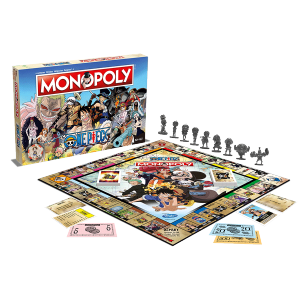 Winning moves - 0968 - Monopoly one piece (412478)