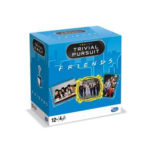 Winning moves - 0294 - Trivial pursuit voyage friends (412488)