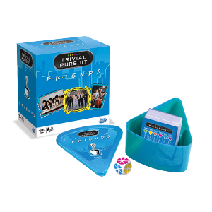 Winning moves - 0294 - TRIVIAL PURSUIT VOYAGE FRIENDS (412488)