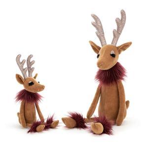Jellycat - SWE2R - Swellegant Felicity Reindeer  - 35 cm (412868)