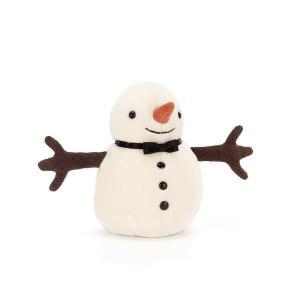 Jellycat - SM6JF - Joyful Snowman  - 11 cm (412880)